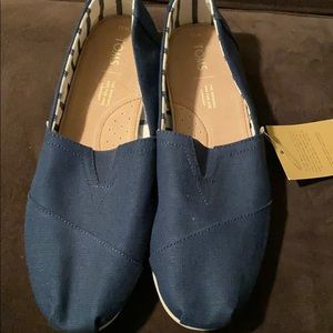 Toms brand new with tag